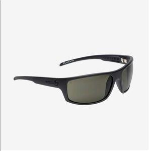 Electric Sunglasses Tech One matte black polarized